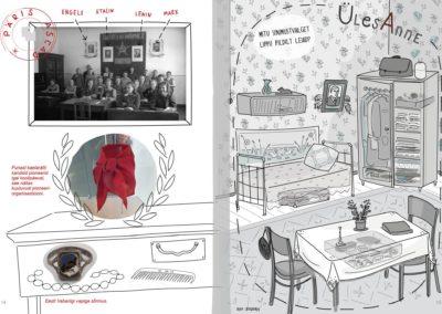 joonmeedia graafiline disain ja kujundamine kohtumised erm eesti rahvamuuseum küljendamine raamatujujundused trükiste loomine 3