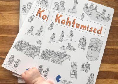 joonmeedia graafiline disain ja kujundamine kohtumised erm eesti rahvamuuseum küljendamine raamatujujundused trükiste loomine 1