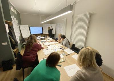 Joonmeedia visualiseerimise koolitus-töötuba - Innove