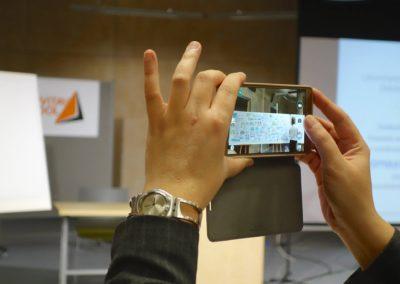 Foto Huvitav Kooli konverentsilt