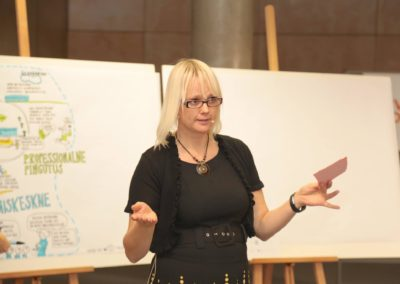 Foto Huvitava Kooli konverentsilt 2